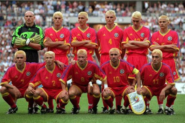 Romania - Tunisia 1998